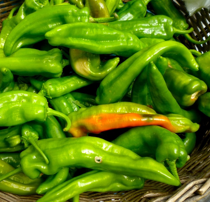 peppers-green