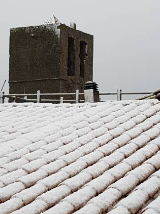 Snö kyrka
