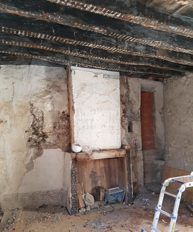medeltida renovering