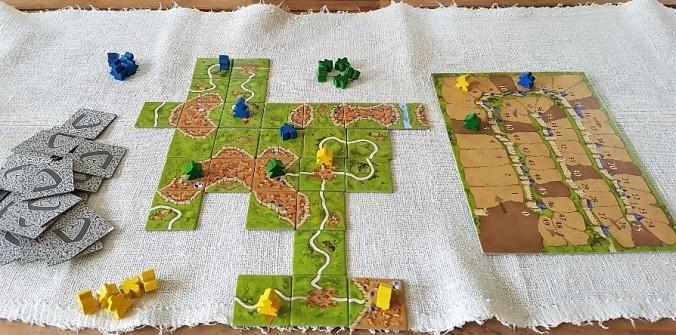 carcassonne jeu france