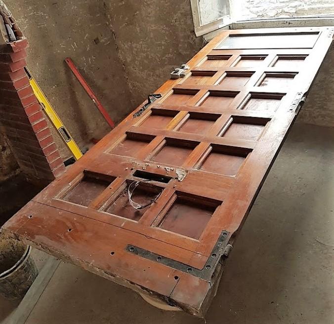 dörr sågning ek