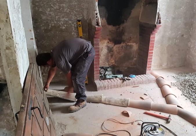 kanalisation hus frankrike