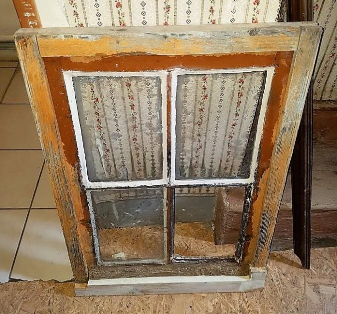 5 klart fönster renoverat