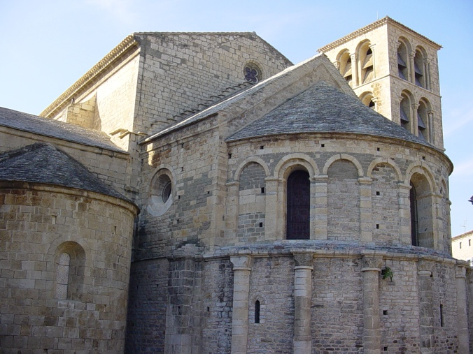 312.Abbey in Caunes6