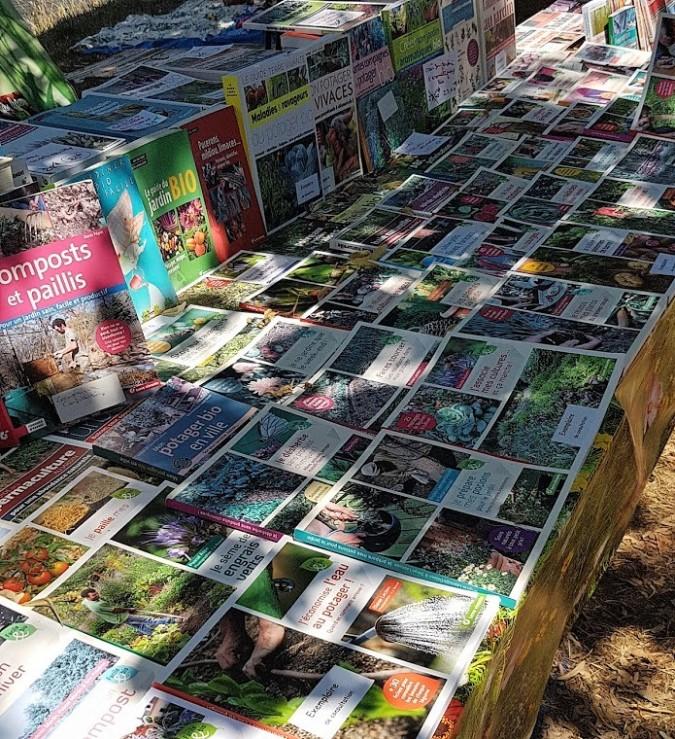 böcker hållbarhet frankrike
