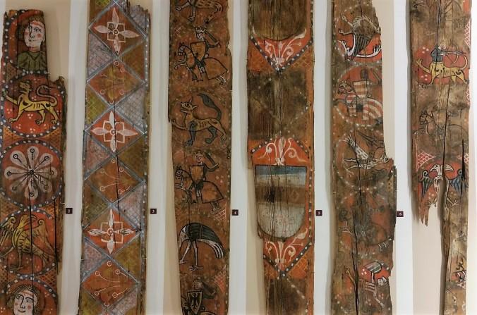 exempel motiv plafond