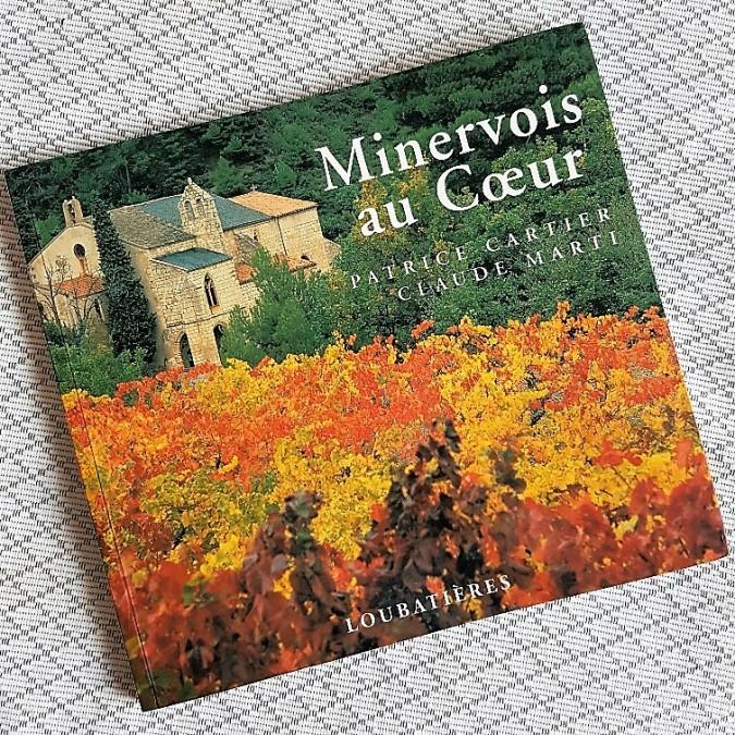 Minervois france book