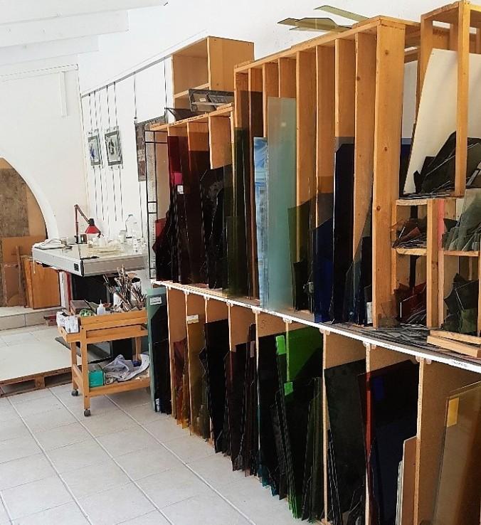 moux atelier vitrail