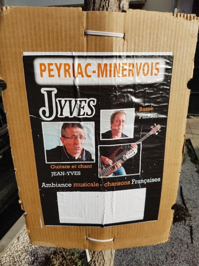 Jyves affiche Peyraic