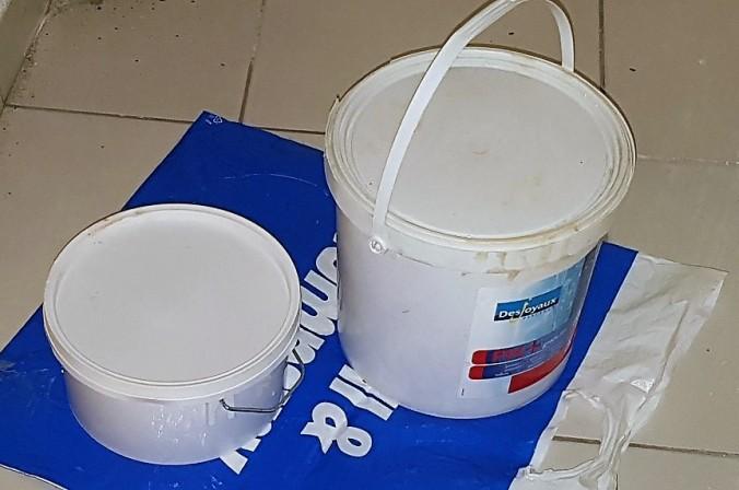 pigment i vatten