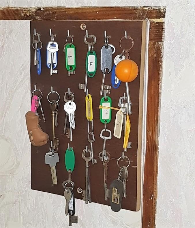 nycklar hotel peyriac