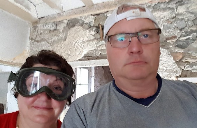 renoverare frankrike hus aude