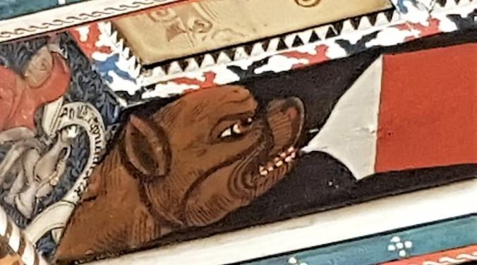 medeltida hund