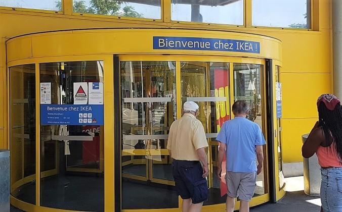 Välkommen IKEA Aude