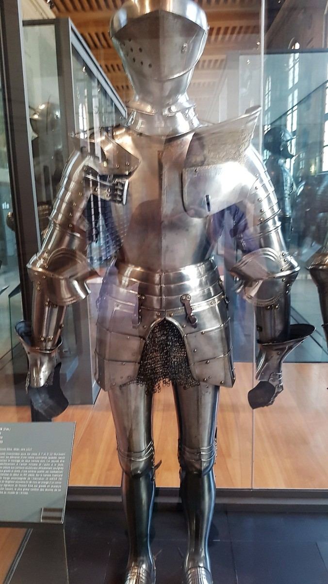 rustning 1500-tal