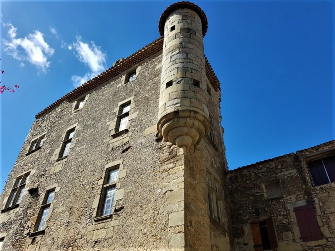 chateau Peyriac-Minervois